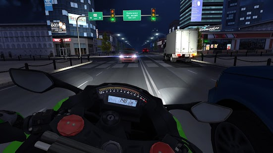 Traffic Rider: miniatura da captura de tela