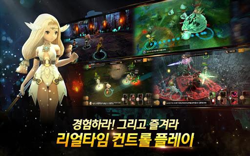 크리스탈하츠 for Kakao screenshot 03