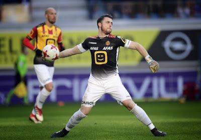 Colin Coosemans zal waarschijnlijk starten in de Europa League voor Gent