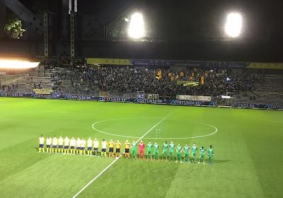 Roeselare - Union eindigde op 1-1