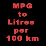 MPG / Litres Converter