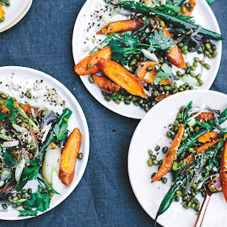 Roasted Green Beans And Carrots With Red Onion Recipes