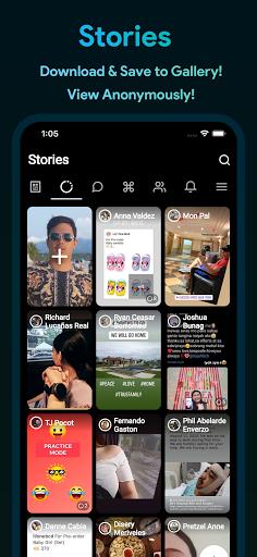 Bluer for Facebook and Messenger 1.6.8 screenshots 5