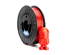 Red NylonG Glass Fiber Filament - 3.00mm (0.5kg)