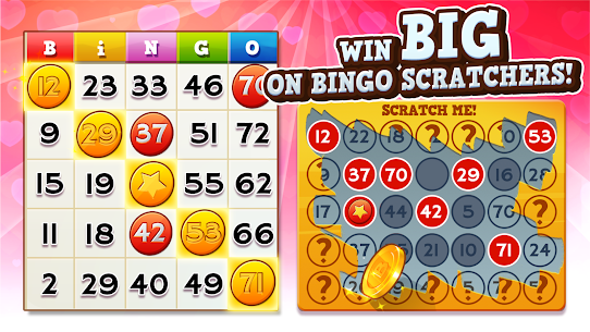Bingo Pop – Live Multiplayer Mod Apk (Unlimited Tickets + Cherries) 6.5.39 5