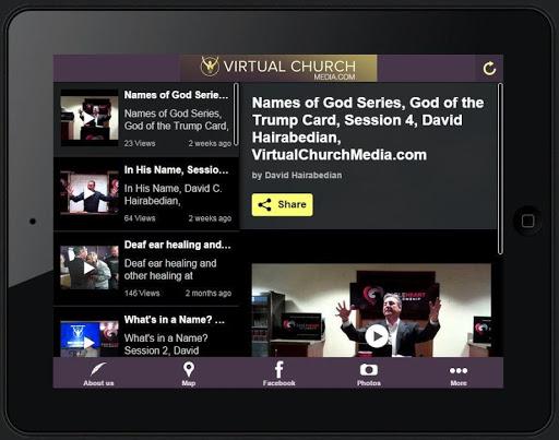 VirtualChurchMedia.com|玩教育App免費|玩APPs