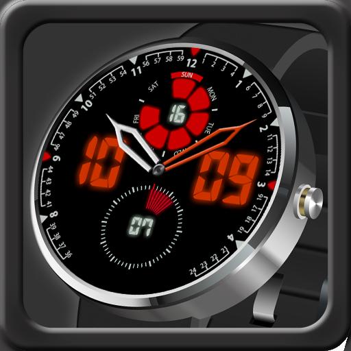工具のA36 WatchFace for Moto 360 LOGO-記事Game