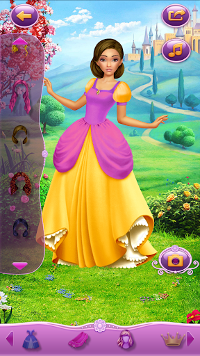 Dress Up Princess Victoria