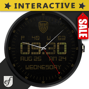 Skymaster Pilot Watch Face apk