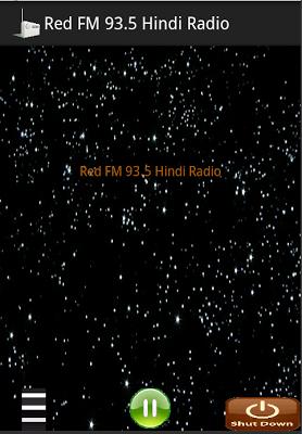 Red FM 93.5 Hindi Radio - screenshot