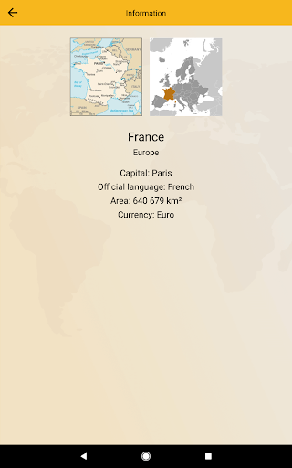 World Geography Quiz: Countries, Maps, Capitals screenshots apkspray 22