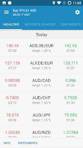 HDFOREX Trader screenshot 7