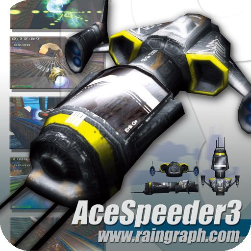 AceSpeeder3 Lite - SFレーシングゲーム 賽車遊戲 App LOGO-APP試玩