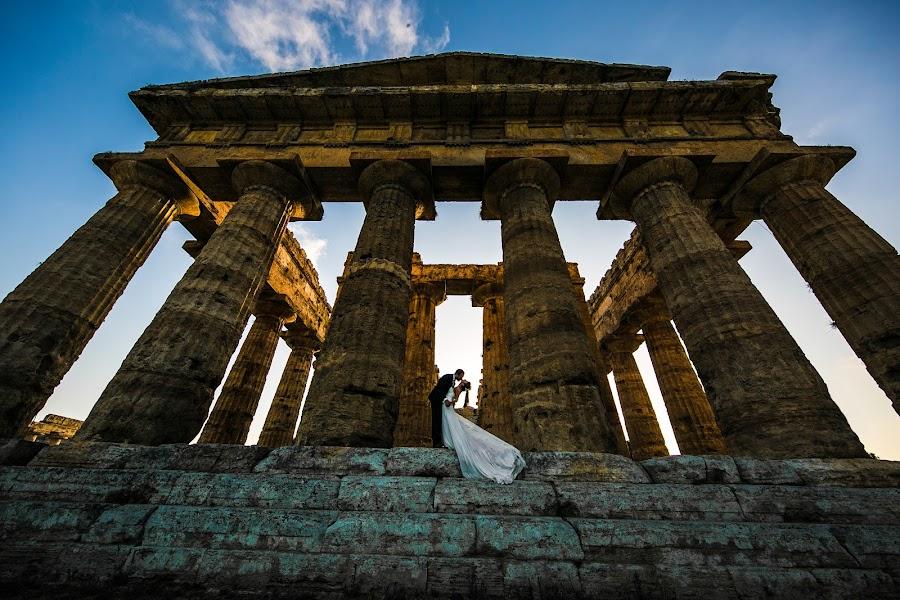 Wedding photographer Giuseppe Genovese (giuseppegenoves). Photo of 01.08.2016