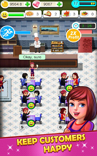 Restaurant Tycoon 5.9 screenshots 2