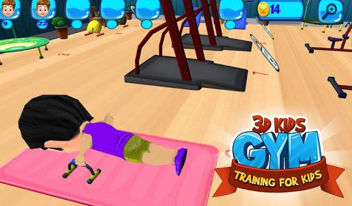 3D Kids Gym Training For Kids v1.0.1