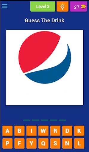 玩免費益智APP|下載Logo Quiz - Drinks app不用錢|硬是要APP