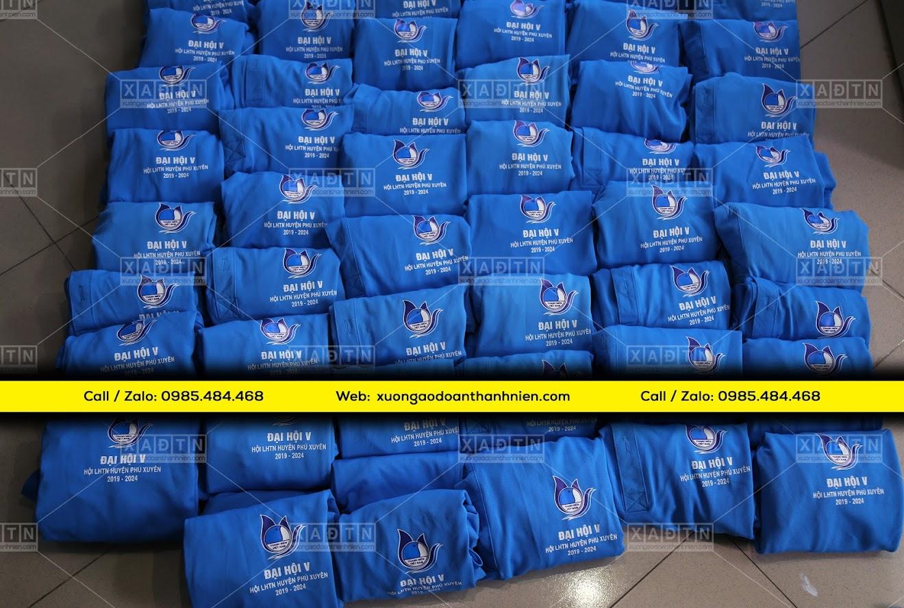 Đơn hàng Liên Hiệp Thanh Niên huyện Phú Xuyên