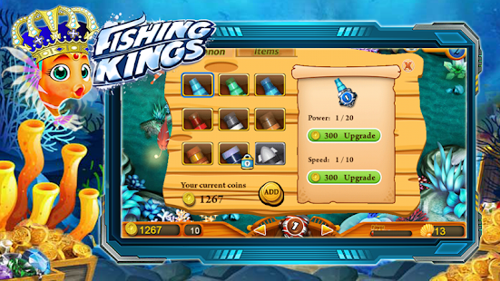 Fishing King - náhled