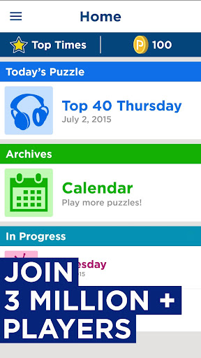 Daily Celebrity Crossword screenshot 3