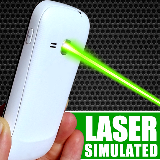 Laser Pointer Simulated