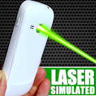 Laser Pointer Simulated icon
