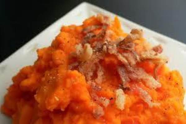 Honey Kissed Mashed Carrots Recipe
