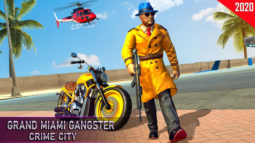 Grand Miami Gangster Crime City Simulator 1.0.4 screenshots 1