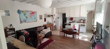 Appartement 2 pièces 45,29 m2