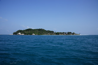Photo: Nikoi from the NW side of the island
