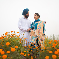 Wedding photographer Bikramjit Singh (bikramjsingh). Photo of 06.01.2017