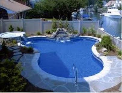 Pool design - náhled