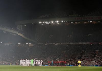 Procédure disciplinaire contre Manchester United et le PSG