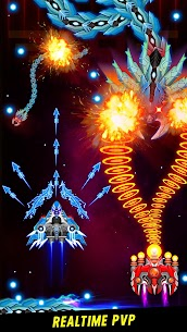 Space Shooter: Galaxy Attack MOD Apk 1.426 (Unlimited Money) 5