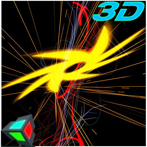 3D Particles Shuriken