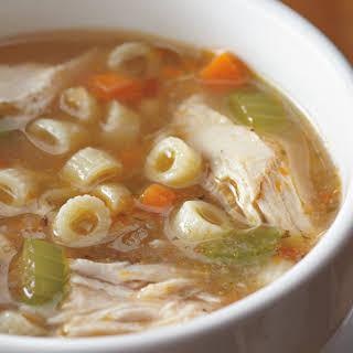 Mama Mandola's Sicilian Chicken Soup.