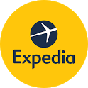 Expedia Hotels, Flights & Car Rental Travel Deals icon