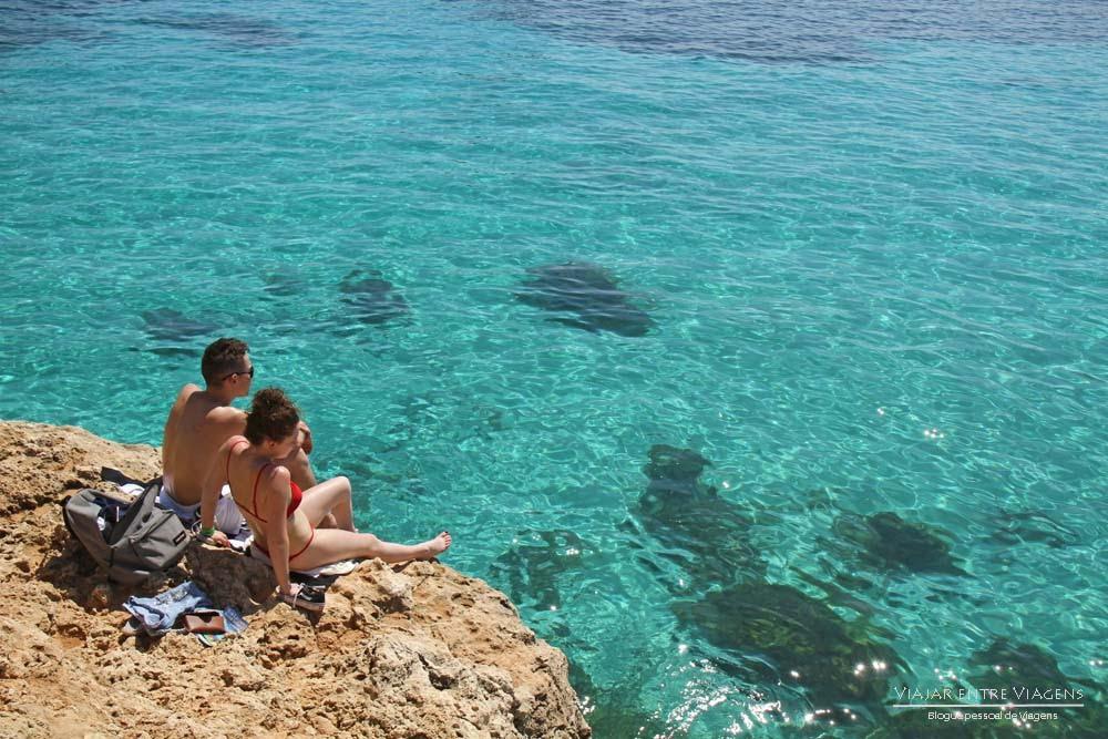 M A L T A 🇲🇹 6º dia – A Lagoa Azul na ilha de Comino | Crónicas de uma viagem a Malta