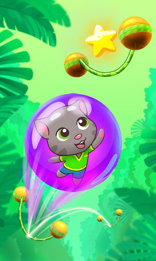 Talking Tom Jump Up - screenshot