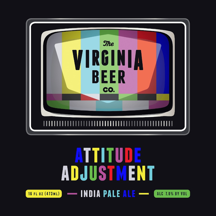 Logo of Virginia Beer Co. Attitude Adjustment