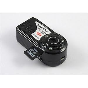 Mini camera video Wi-Fi P2P, baterie reincarcabila
