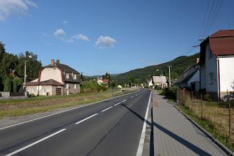 Photo: Wiadomo, że na początek muszę przejechać tereny, które odwiedzam na co dzień.  Lipova