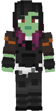 Gamora Zen Whoberi Ben Titan is a fictional character appearing in American comic books published by Marvel Comics. Created by writer/artist Jim Starlin, the character first appeared in Strange Tales #180 (June 1975).