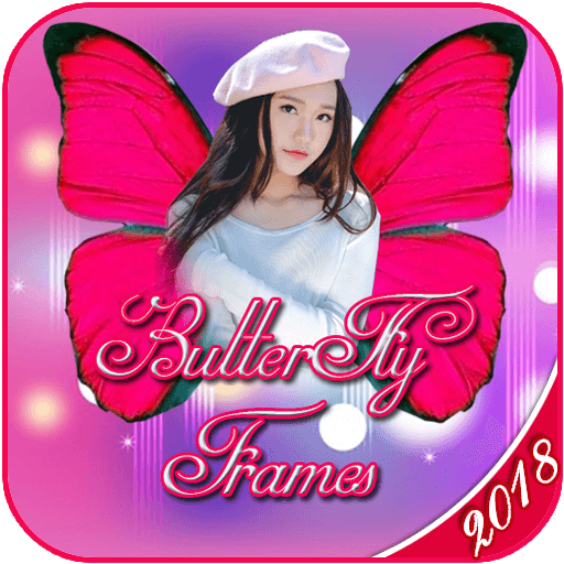 Butterfly Photo frames 2018