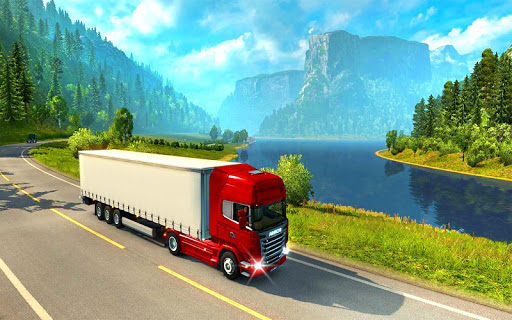 City Truck Driver 3D: New Driving Game 0.1 screenshots 4