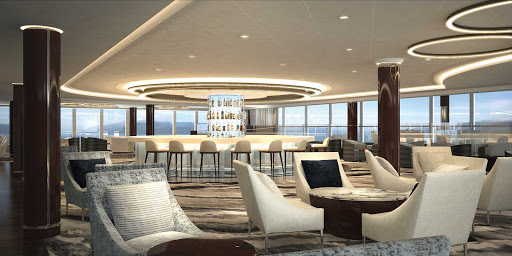 norwegian-bliss-Observation-Lounge-Bar-View-rendering.jpg - A rendering of the Observation Lounge Bar on Norwegian Bliss.
