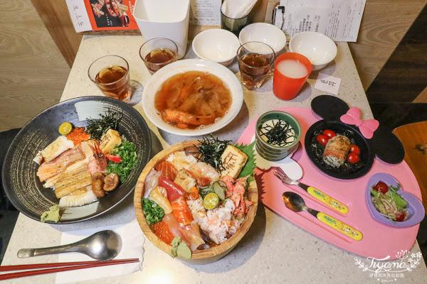 台南人氣丼飯名店|毛丼 丼飯專門店:招牌毛丼,16種澎湃海鮮的豪華丼飯