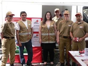 Photo: A Cruz Vermelha fez rastreios