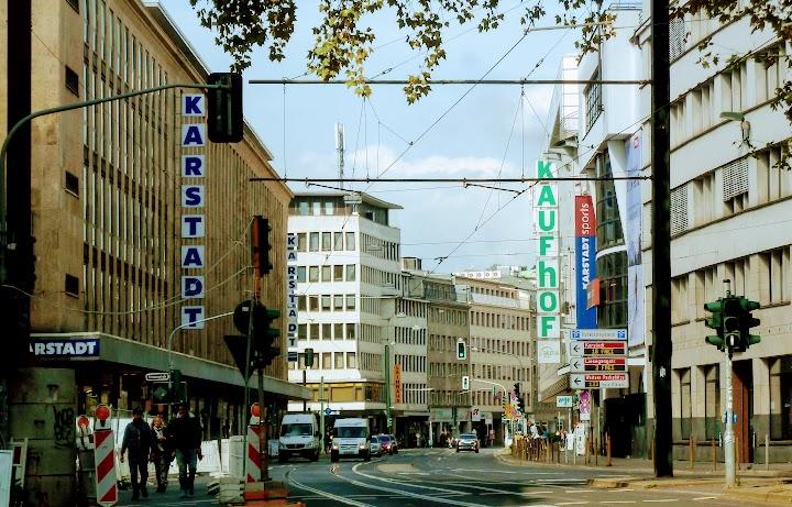Karstadt & Kaufhof