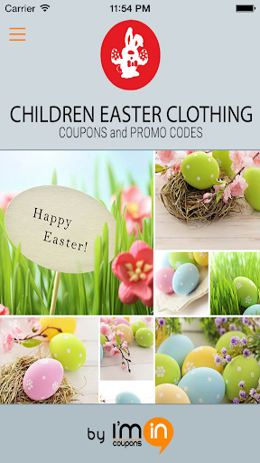 Childrens Easter Coupons-Im In